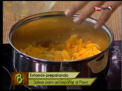 Salsas para acompañar al Pavo