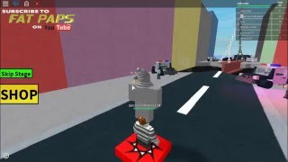 Roblox Prison escape the finale part 1