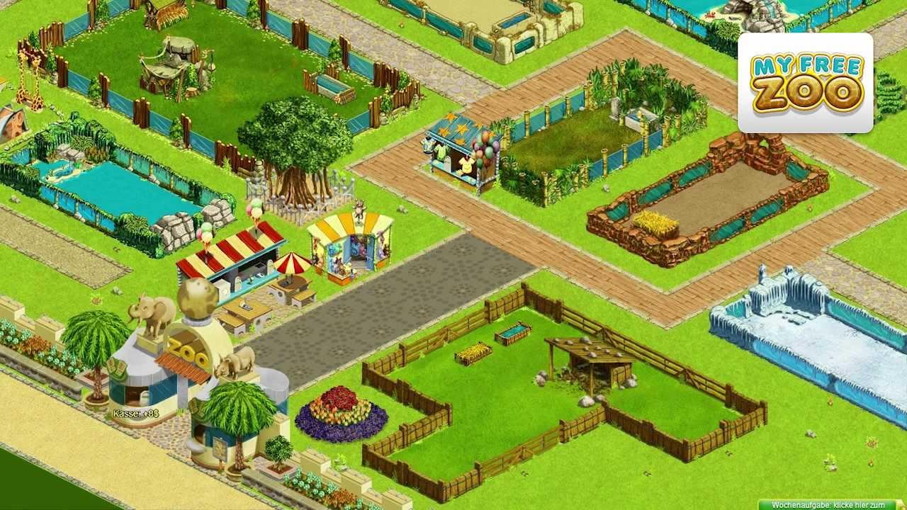 Zoo Online Spielen