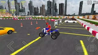 Quad Bike Parking 2018 Android Game