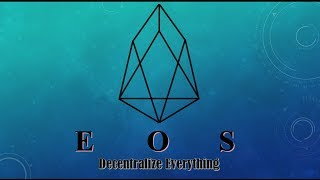 Daily Bitcoin and Eos Cryptocurrency Market Research