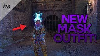 For Honor - NEW SHINOBI MASK OUTFIT!!