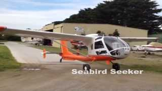 Flying the Seabird Seeker   pure pleasure