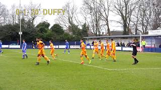 KIDSGROVE ATHLETIC VS BASFORD UNITED