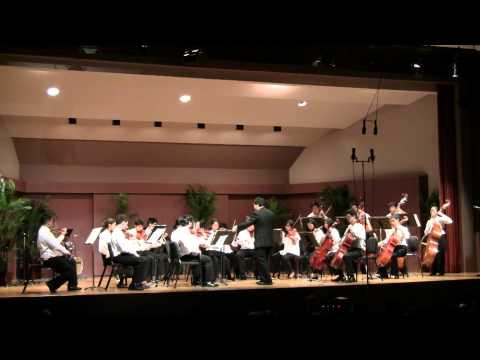 Suite Concertante - Alfred Reed (PMI 2012 String Orchestra)