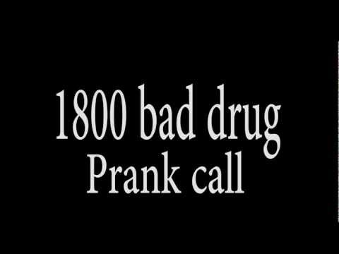 1800 bad drug Prank Call,Pulaski + Middlemen law firm, trans gender male