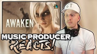 Download Music Producer Reacts to Awaken (ft. Valerie Broussard) | League of Legends Mp3 and Videos