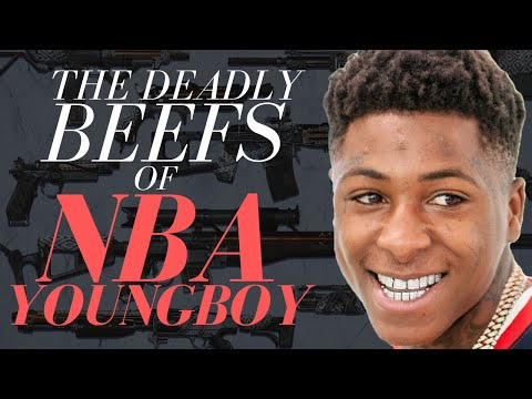 The Deadly Beefs of NBA YoungBoy