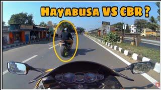 Hayabusa & CBR Fireblade 1000RR