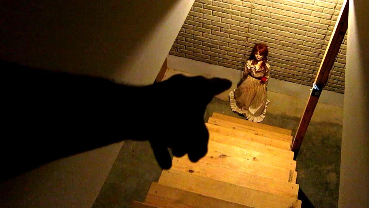 Scary basement Creepy