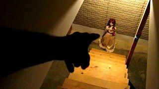 crazy haunted basement