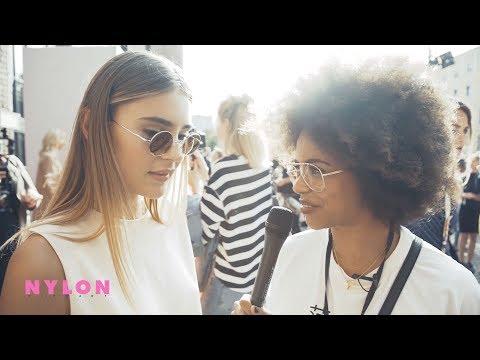 NYLON goes Fashion Week Berlin 2017