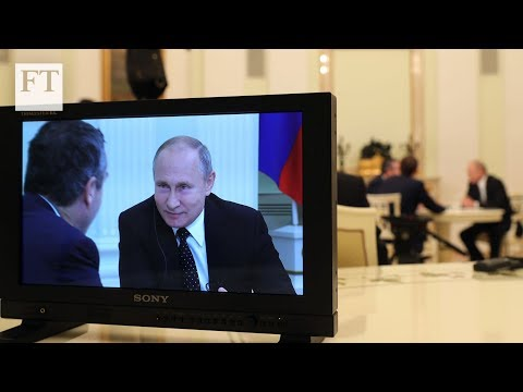 Смотреть Vladimir Putin: the full interview онлайн