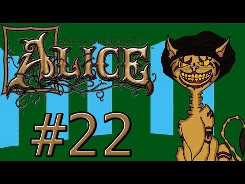 American Mcgee's Alice Walkthrough w/ Grapingjam Part 22 - Tweedledee and Tweedledum