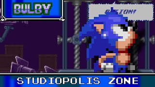 Studiopolis Zone 16 Bit (Sega Genesis Remix) - Sonic Mania Mp3