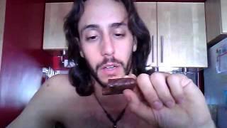 Yogaearth - Keen-wah Decadence Chocolate Bar Testimonial By Sensei Donato