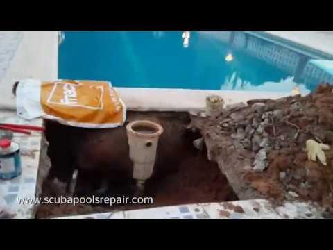 Reparacion de piscinas fugas de agua en mallorca barcelona for Reparacion piscinas barcelona