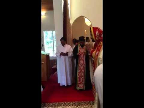 H.G. Theophilios Mor Kuriakose Easter @ St.Peter