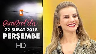 Esra Erol'da 22 Mart 2018 Perşembe - 574. Bölüm