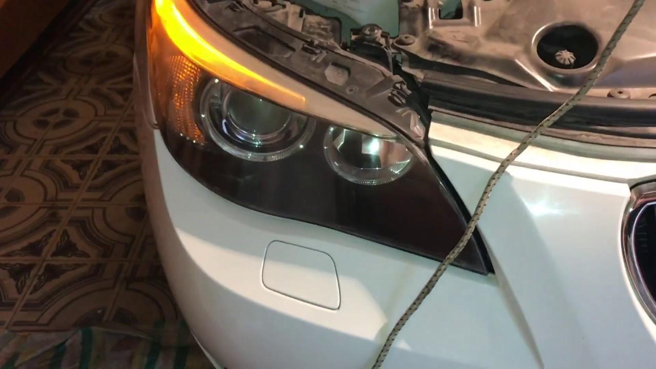 Инструкция по замене ламп е60 глазки
