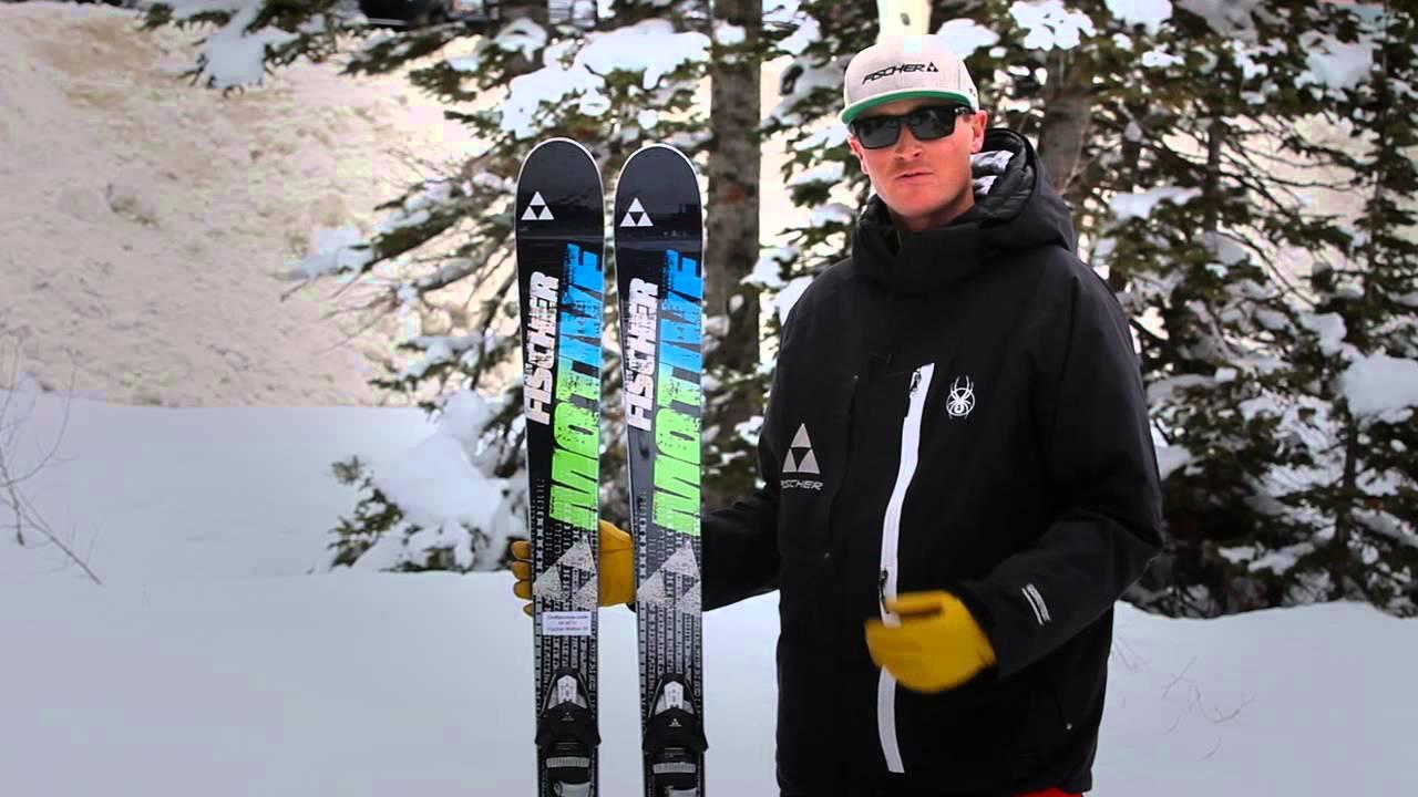 2014 Fischer Motive 86 Ski Overview