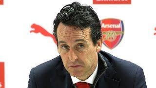 Arsenal 1-0 Huddersfield - Unai Emery Full Post Match Press Conference - Premier League