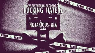 NOTARIOUS DIX - FUCKING HATERZ (REMIX)