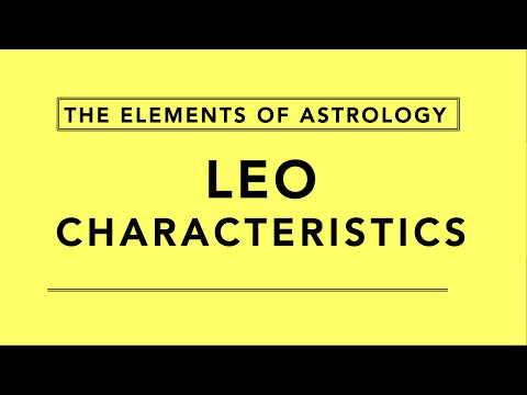 LEO: The Dignified Ruler
