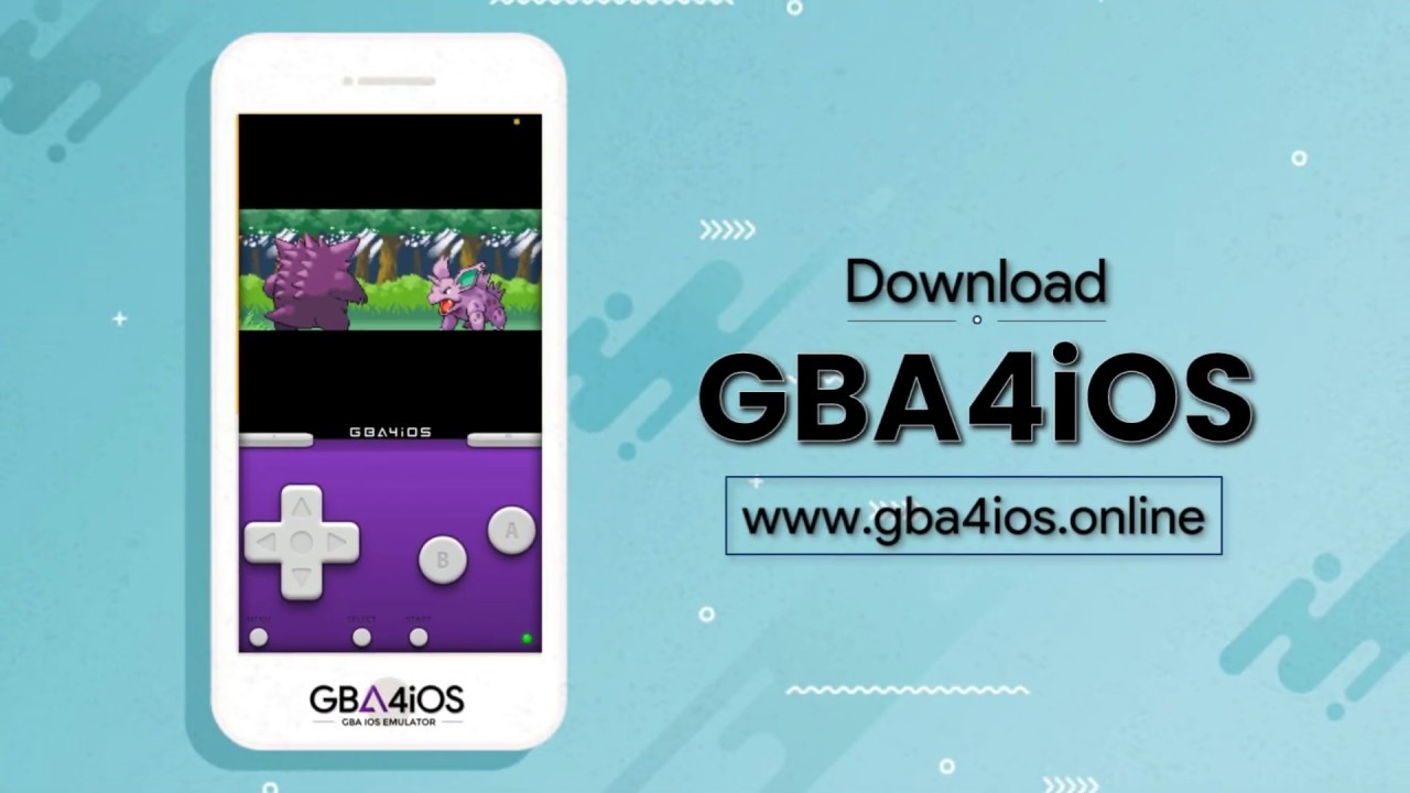 Download GBA4iOS iOS 11/12 to Play GBA Games Smoothly