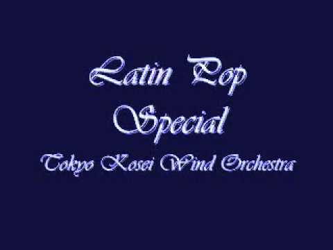 Latin Pop Special. (Bailamos-Livin' La Vida...