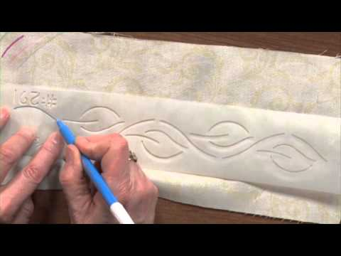 How to Mark a Quilt and Quilt Marking Tools     National Quilter's Circle