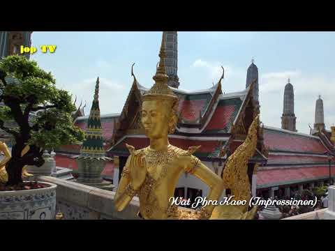 Wat Phra Kaeo Bangkok Thailand Vacation Travel Guide 4k jop TV