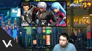 The King of Fighters XIV / 14 - Roster, Features Modes And Release Date