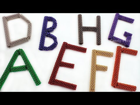 learn-alphabet-|-abc-song-for-kids-|-learn-colors-with-magnetic-balls-|-learn-letter-from-a-to-z