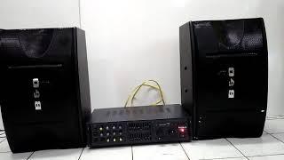 Paket SOUND KARAOKE 10 in BQ DAN BETAVO AMPLI