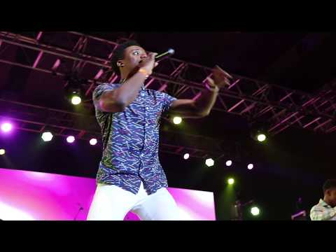 Chris Martin & Romain Virgo - Leave People Business Alone (Live at Caribbean Love Now)