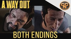 A way Out - Beide Enden - Both Endings (Vincent & Leo Enden)