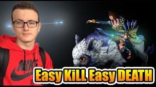 Miracle- Dota 2 - Easy KiLL Easy DEATH