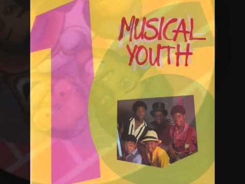 "MUSICAL YOUTH ~ SIXTEEN ~ 12"" MIX (MCA RECORDS) UK CHART REGGAE"