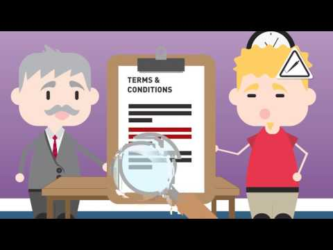 Tenancy and unfair terms for private rented accommodation