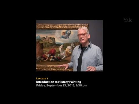 Lecture 1, Introduction to History Painting