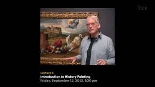 Lecture 1, Introduction to HistoryPainting