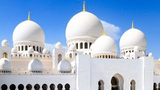 Abu Dhabi   Visit The Sheikh Zayed Grand Mosque