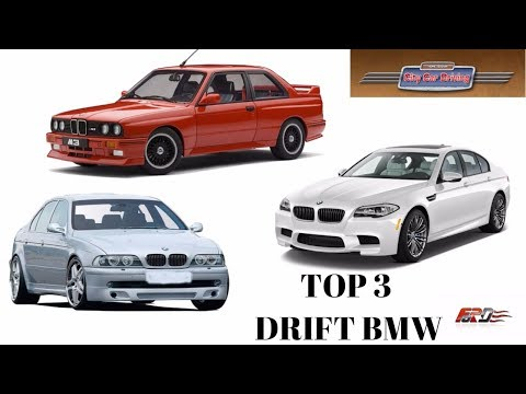 TOP 3 Drift BMW (BMW M5 F10, BMW M3 E30, BMW M5 E39) ДРИФТ City Car Driving 1.5.4