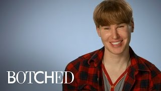 Botched | Bieber Look-Alike Channels Justin in Recording Studio | E!