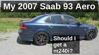 Overview of My 2007 Saab 93 Aero