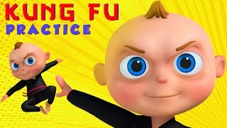 TooToo Boy - KungFu Episode | Videogyan Kids Shows | Cartoon Animation For Children