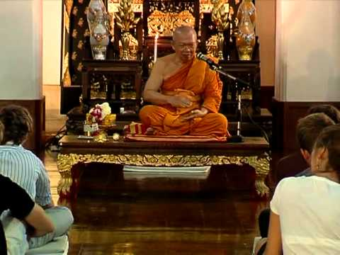 Wat Mahadhatu, Section Five Meditation Video Three