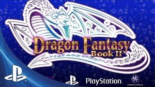 Dragon Fantasy Book II E3 Combat Trailer | E3 2013