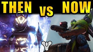 Destiny 2: Heroic Strikes GOT WORSE! | What was Lost from Destiny 1